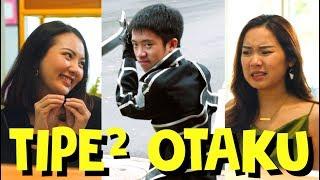 7 TIPE PACAR OTAKU/WIBU