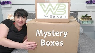 Wibargin Mystery Boxes | Amazon Returns And HBA | Influencer Box Vs What I Bought