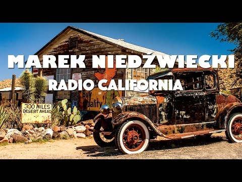 Marek Niedźwiecki - Radio California CD1