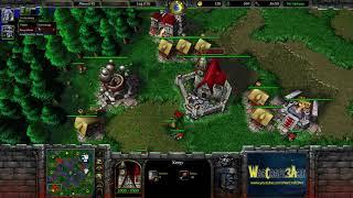 Happy(UD) vs Blade(HU) - WarCraft 3 Frozen Throne - RN4202