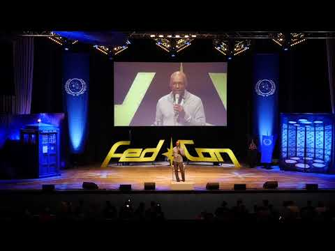 unCONventional 2017  FedCon 26 Panel Samstag Michael Dorn