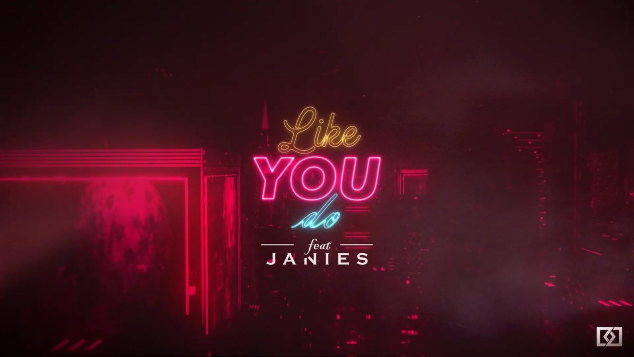 Mary Mesk - Like You Do (feat. Janies) [Lyric Video] [BrazilianBassClub Release]