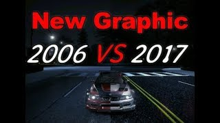 Need For Speed Carbon 2017 Graphics Mod