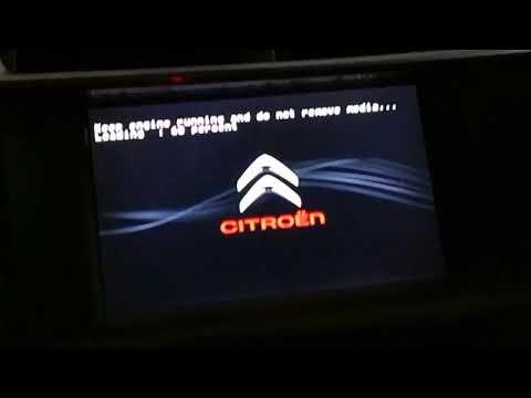 Aggiornamento firmware 2.86 sistema rt6 Peugeot Citroen