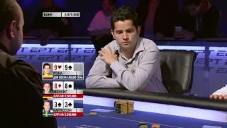 Европейский Покерный Тур 10. Монте-Карло. Главное событие. Эпизод 7/7