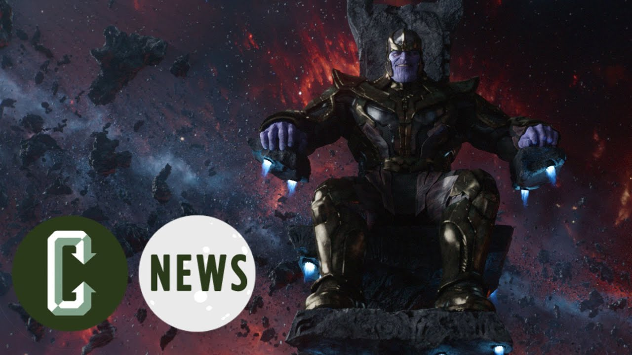 Avengers: Infinity War Movies Get New Titles