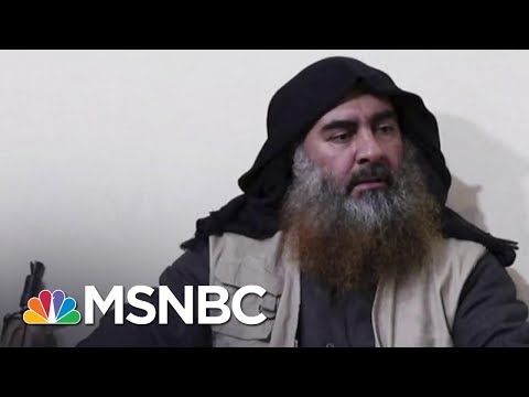 ISIS Leader Baghdadi Killed In U.S. Raid In Syria | MSNBC