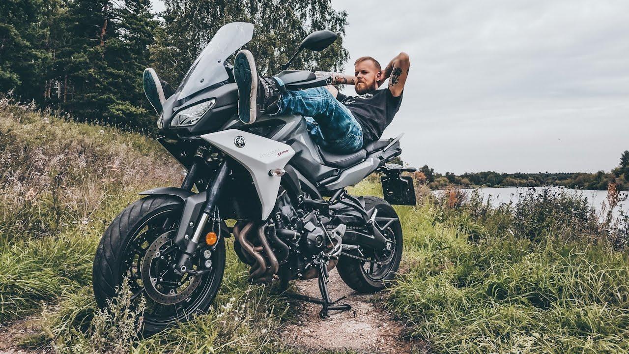 820 тысяч за универсальный мотоцикл! Yamaha Tracer 900