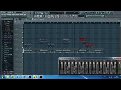 Penceng Goyang Dua Jari - Midi FL Studio Sampling KN 2600 By Deny Pk
