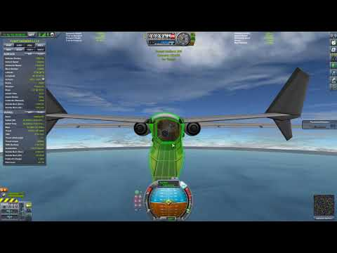 Landing a Plane Inside Another Plane and Then Landing that Plane