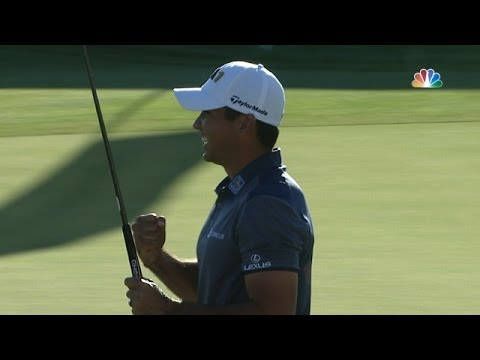 Jason Day Wins The Bmw Championship And Becomes World No 1 Youtube