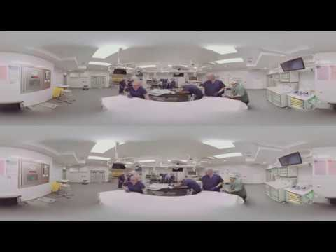 Explore Great Ormond Street Hospital in virtual reality