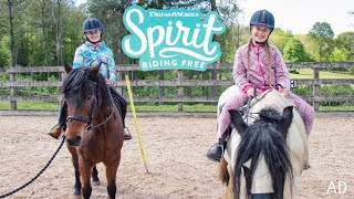 SPIRIT RIDING FREE HORSE RIDING DAY #AD