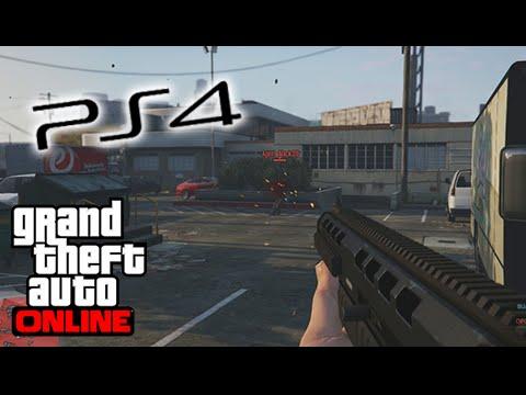 GTA V Nova Geração PS4 Online: Mata Mata em Primeira Pessoa FPS! Triple Kill Maroto