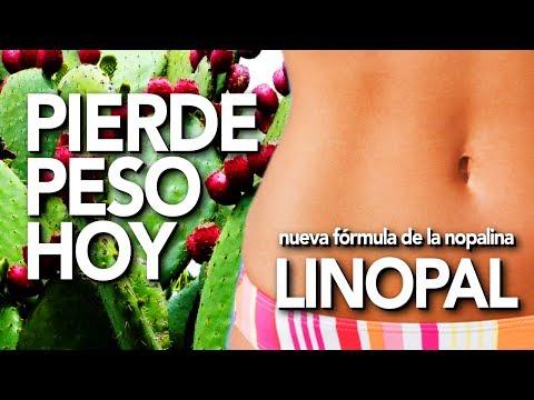 Pierde Peso Gratis con Linopal: Mundo Natural Nopalina