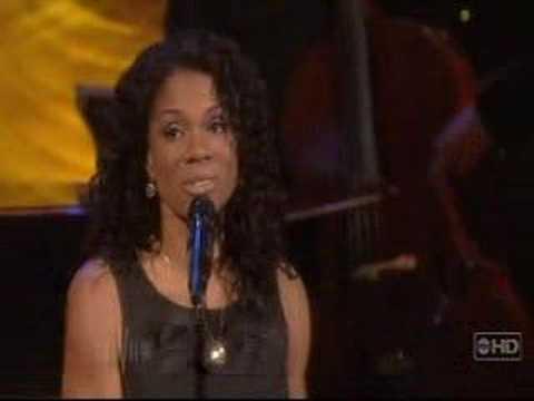 Audra McDonald sings Simple Little Things