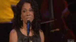 Audra McDonald sings Simple Little Things