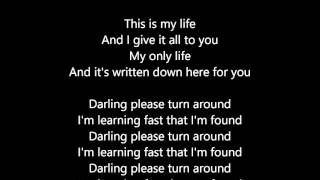 Lucy Rose - My Life - Lyrics Rolling