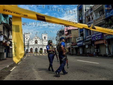 هجمات سريلانكا خطط لها 8 سنوات  - نشر قبل 2 ساعة