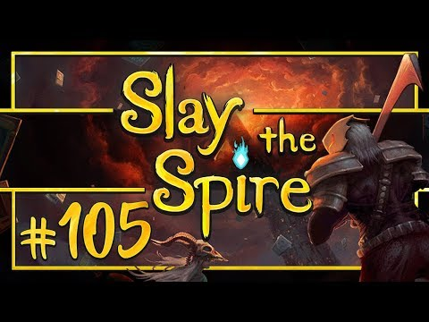 Let's Play Slay the Spire: Ironclad Ascension Level 11 - Episode 105