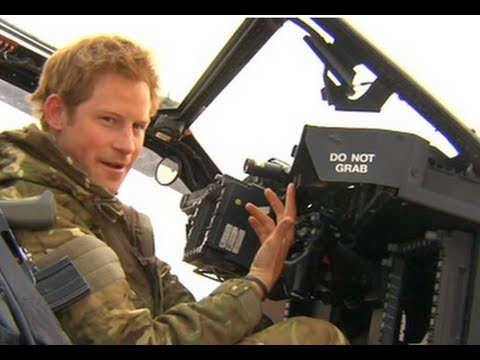 Prince Harry Frontline Afghanistan second tour afghanistan 2013 BBC full documentary movie