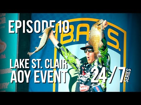 24/7series: Episode 10 | Lake St. Clair | AOY Event from YouTube · Duration:  24 minutes 2 seconds