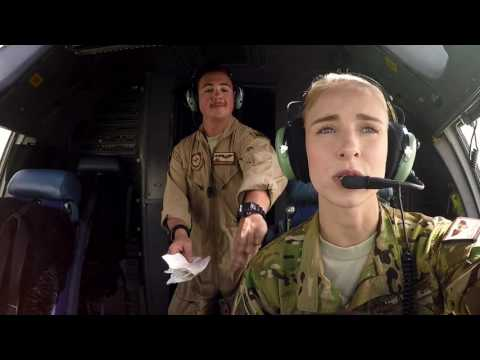 Pilot Interrupted by Crew
