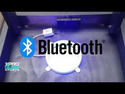 (2018) How to Install Bluetooth Cornhole Lights - Install & Demo