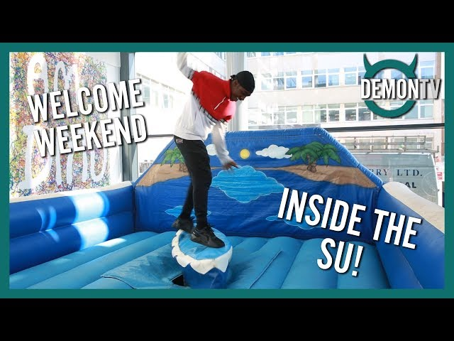 Welcome Weekend | Inside the SU