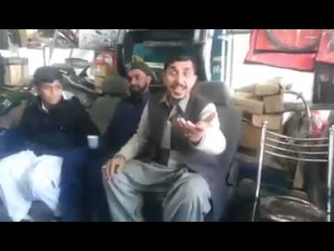 The most funny video of pashto by mano.