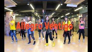 I LOVE ZUMBA Dan Balan - Allegro Ventigo (feat. Matteo)
