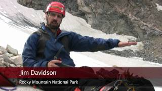 The Ledge & The Crevasse | Climbing and Survival on Mount Rainier with climber Jim Davidson