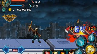 X Street Fight Android Universal Gameplay Trailer