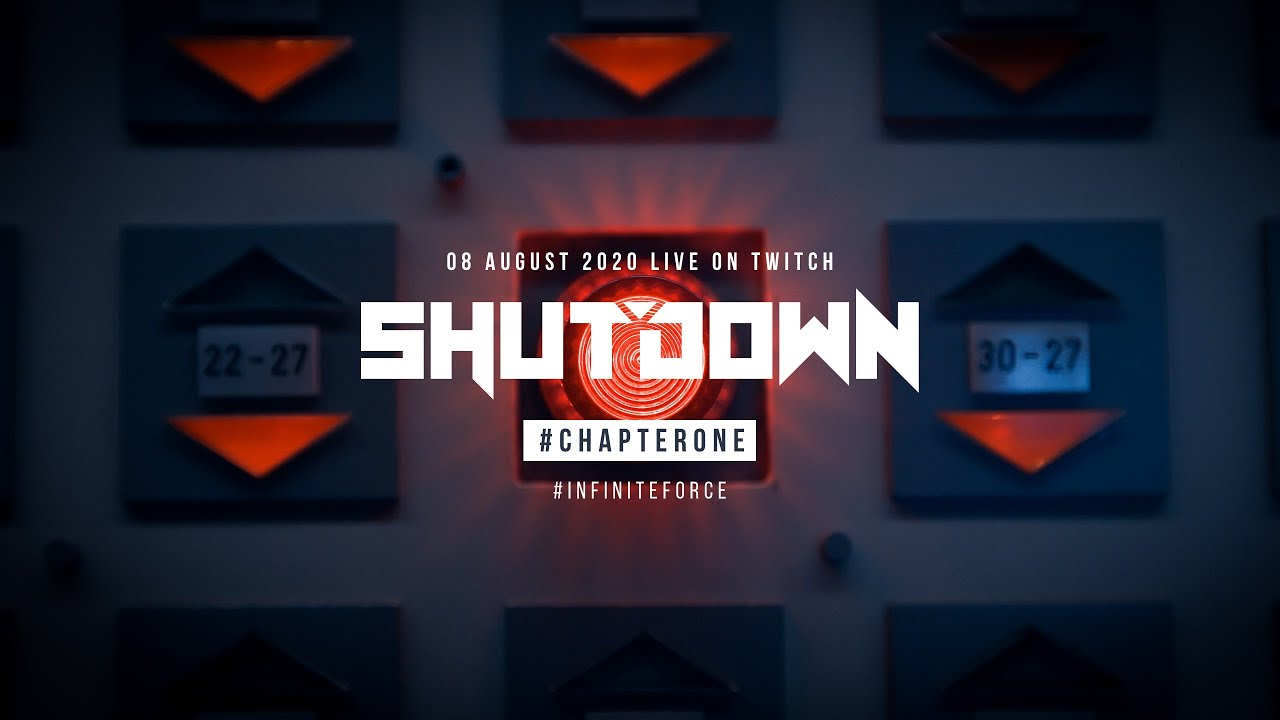 Shutdown Festival #ChapterOne #InfiniteForce