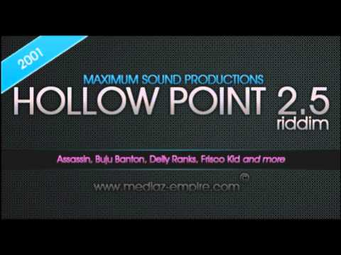 Hollow Point 2.5 Riddim Mix (Dr. Bean Soundz)