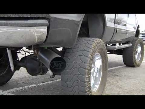 2001 Ford F-250 7.3 Diesel MBRP Exhaust