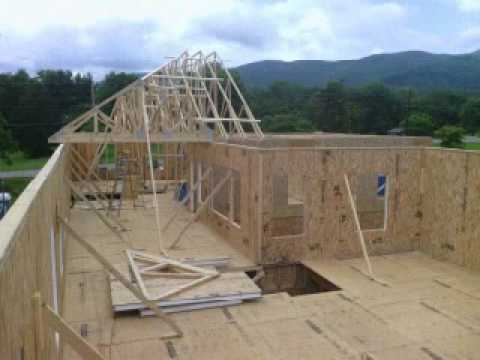 dr mansour roof trusses youtube