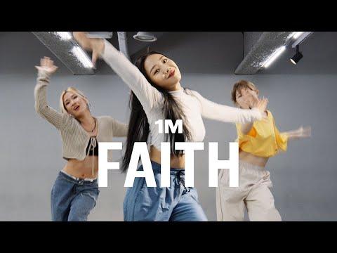 Stevie Wonder - Faith ft. Ariana Grande / Amy Park Choreography