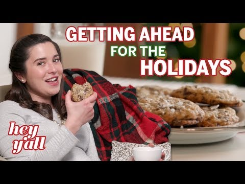3 Make Ahead Christmas Recipes | Hey Y'all | Southern Living