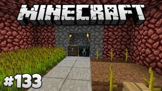 Farming In The Nether! || Survival In Minecraft (1.4.6) #133