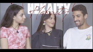 Ep 1 of Hekaity with Taher Mohamed Taher and Nadine Ghazi - حكايتي مع طاهر محمد طاهر و نادين غازي