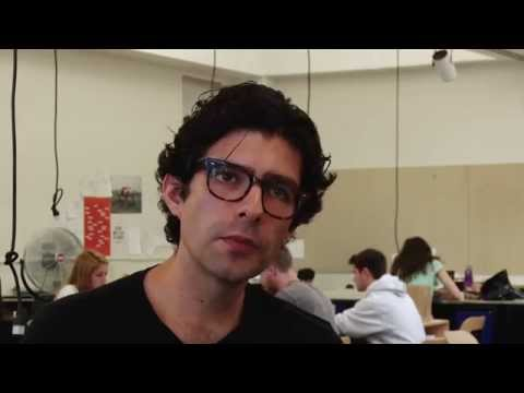 RIT Expert: Alex Lobos, assistant professor, industrial design