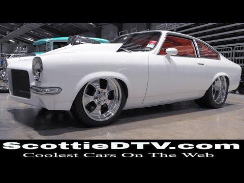 "1973 Chevrolet Vega ""VEGABOND"" Pro Street 2019 Goodguys PPG Nationals"