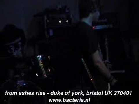 FROM ASHES RISE _ Live 1