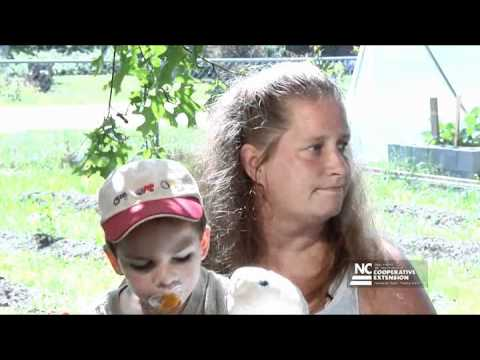Organic farming and NC Cooperative Extension