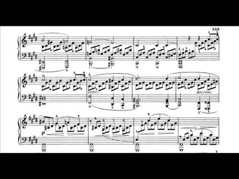 Beethoven - Piano Sonata No. 14, Op. 27/2