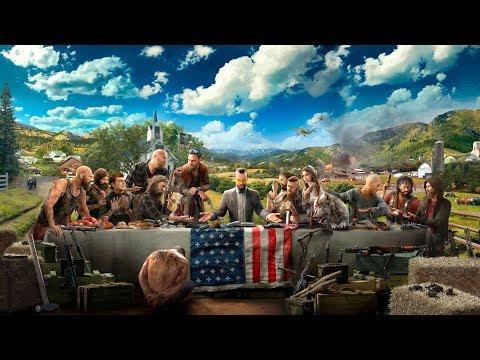 Far Cry 5 | Оскорбляем чувство фанатиков | #1