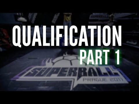 Qualification Circles Part 1 | Super Ball 2017