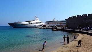 Familien 2018 (Vacation 2018, Rhodes part 2)