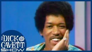 Jimi Hendrix Talks Life As a Young Musician | The Dick Cavett Show